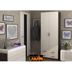 Распашной мебельный шкаф